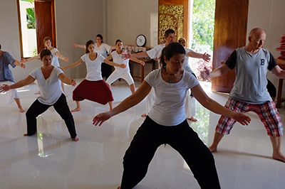 Medical Qigong - Daily Classes - Tavoos Yoga Cafe & Wellness Hub